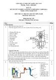 Đáp án đề thi tốt nghiệp cao đẳng nghề khóa 3 (2009-2012) - Nghề: Công nghệ ô tô - Môn thi: Lý thuyết chuyên môn nghề - Mã đề thi: OTO-LT14