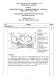Đáp án đề thi tốt nghiệp cao đẳng nghề khóa 3 (2009-2012) - Nghề: Công nghệ ô tô - Môn thi: Lý thuyết chuyên môn nghề - Mã đề thi: OTO-LT15