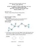 Đề thi tốt nghiệp cao đẳng nghề khóa 3 (2009-2012) - Nghề: Quản trị mạng máy tính - Môn thi: Lý thuyết chuyên môn nghề - Mã đề thi: QTMMT-LT34 (kèm đáp án)