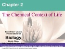 Lecture Biology: Chapter 2 - Niel Campbell, Jane Reece