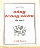 Văn học Việt Nam - Nắng trong vườn: Phần 1
