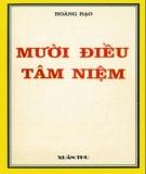 Văn học Việt Nam - Mười điều tâm niệm: Phần 1