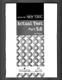 Ebook Mozilge New TOEIC Actual Test Part 5, 6
