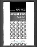 Mozilge New TOEIC Actual Test Part 5, 6
