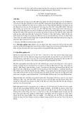 Kiểm kê đa dạng sinh học và đề xuất các biện pháp bảo tồn vùng dự án bảo tồn đa dạng sinh học ở dãy núi Bắc Trường Sơn (Huyện Hương Sơn, tỉnh Hà Tĩnh)