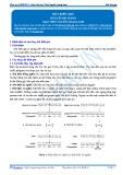 Bài giảng Đột biến gen - Nguyễn Quang Anh