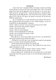 Bài giảng Kế toán hành chính - Sự nghiệp