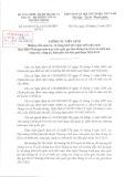 Thông tư liên tịch số: 225/2012/TTLT-BTC-BKHĐT-BTTTT
