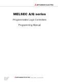 Ebook Controller A/Q series Programmable Logic Controlers Programming Manual