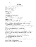 40 đề thi học sinh giỏi Toán lớp 9