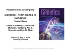 Lecture Genetics: From genes to genomes - Chapter 3: Extensions to Mendel's laws