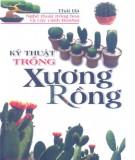 Ebook Kỹ thuật trồng xương rồng: Phần 2