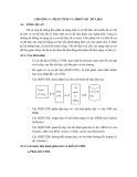 Bài giảng Chương 4: Phân tích và thiết kế dữ liệu