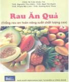 Ebook Rau ăn quả: Trồng rau an toàn, năng suất, chất lượng cao - Phần 1