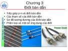 Bài giảng Linh kiện điện tử: Chương 3 - Nguyễn Văn Hân