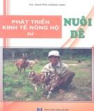 Ebook Phát triển kinh tế nông hộ từ nuôi dê - KS. Nguyễn Hoàng Anh