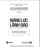 Những bài học trải nghiệm - Năng lực lãnh đạo: Phần 1