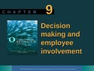 Lecture Organisational behaviour on the Pacific rim: Chapter 9 - Steve McShane, Tony Travaglione