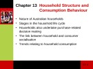 Lecture Consumer behaviour: Chapter 13 - Cathy Neal, Pascale Quester, Del Hawkins