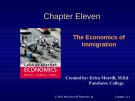Lecture Labour market economics: Chapter 11 - Dwayne Benjamin, Morley Gunderson, Craig Riddell