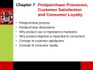 Lecture Consumer behaviour: Chapter 7 - Cathy Neal, Pascale Quester, Del Hawkins