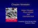 Lecture Labour market economics: Chapter 19 - Dwayne Benjamin, Morley Gunderson, Craig Riddell