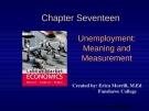 Lecture Labour market economics: Chapter 17 - Dwayne Benjamin, Morley Gunderson, Craig Riddell