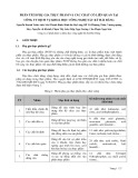 Báo cáo: Phân tích phụ gia thực phẩm và các chất có liên quan tại Công ty Dịch vụ Khoa học Công nghệ sắc ký Hải Đăng