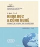 Tạp chí khoa học và công nghệ số 4 tháng 04-2014