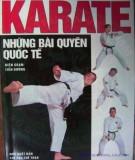 Ebook Karate - Những bài quyền quốc tế: Phần 1