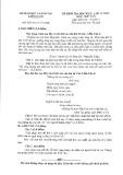 Đề kiểm tra học kì 2 môn Ngữ văn lớp 12 THPT - Sở Giáo dục và Đào tạo Kiên Giang