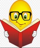 Chuyên đề bồi dưỡng học sinh giỏi và luyện thi môn Sinh học vào Đại học - Cao đẳng (Tập 3): Phần 1