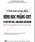 Tuyển chọn 10 bài toán trọng điểm hình học phẳng OXY: Phần 2