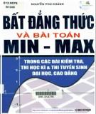 Ebook Bất đẳng thức và bài toán Min - Max: Phần 2