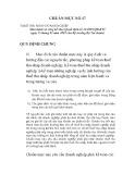Hệ thống chuẩn mực kế toán Việt Nam - Chuẩn mực số 17: Thuế thu nhập doanh nghiệp
