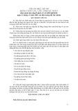 Hệ thống chuẩn mực kiểm toán Việt Nam - Chuẩn mực số 540: Kiểm toán các ước tính kế toán
