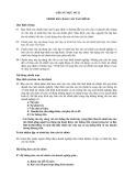 Hệ thống chuẩn mực kế toán Việt Nam - Chuẩn mực số 21: Trình bày báo cáo tài chính