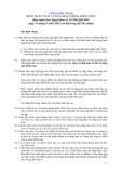 Hệ thống chuẩn mực kiểm toán Việt Nam - Chuẩn mực số 220: Kiểm soát chất lượng hoạt động kiểm toán
