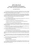 Hệ thống chuẩn mực kiểm toán Việt Nam - Chuẩn mực số 230: Hồ sơ kiểm toán