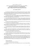 Hệ thống chuẩn mực kiểm toán Việt Nam - Chuẩn mực số 700: Báo cáo kiểm toán về báo cáo tài chính