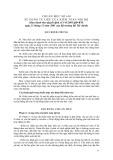 Hệ thống chuẩn mực kiểm toán Việt Nam - Chuẩn mực số 610: Sử dụng tư liệu của kiểm toán nội bộ