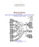 Bài giảng Thực hành mô hình cấu trúc tuyến tính (SEM) với phần mềm AMOS: Phần 1