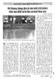 Hải Dương: Nông dân tự sản xuất chế phẩm BIOF xử lý đáy áo nuôi trồng thủy sản - KS. Vũ Văn Tân