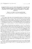 Đánh giá hiệu quả sử dụng sinh khối vi tảo biển biến dị dưỡng Schizochytrium mangrovei PQ6 trong việc làm giàu luân trùng và Artemia Nauplii