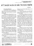 Kỹ thuật nuôi cá sấu thương phẩm - Văn Lộc