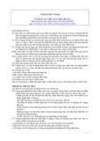 Hệ thống chuẩn mực kiểm toán Việt Nam - Chuẩn mực số 620: Sử dụng tư liệu của chuyên gia