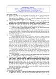 Hệ thống chuẩn mực kiểm toán Việt Nam - Chuẩn mực số 330: Thủ tục kiểm toán trên cơ sở đánh giá rủi ro