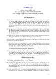 Hệ thống chuẩn mực kiểm toán Việt Nam - Chuẩn mực số 570: Hoạt động liên tục