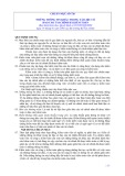 Hệ thống chuẩn mực kiểm toán Việt Nam - Chuẩn mực số 720: Những thông tin khác trong tài liệu có báo cáo tài chính đã kiểm toán