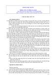Hệ thống chuẩn mực kiểm toán Việt Nam - Chuẩn mực số 710: Thông tin có tính so sánh